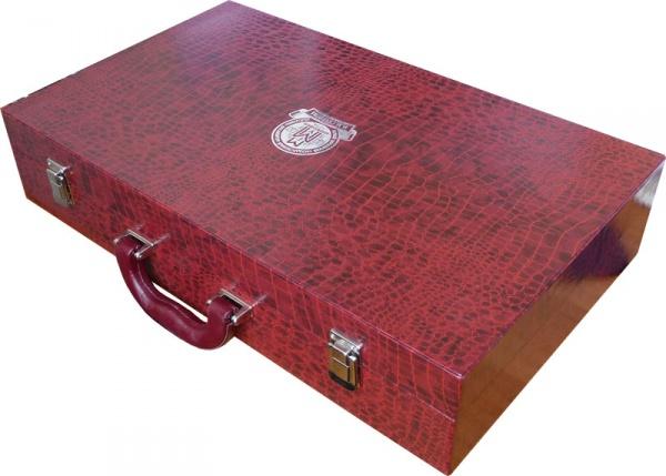 упаковка из картона чемодан