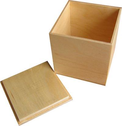 Деревянная коробочка своими руками